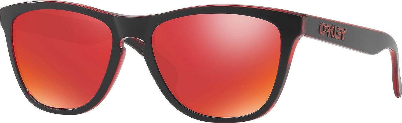 Oakley Oo9013 Frogskins - Gafas de sol cuadradas para hombre