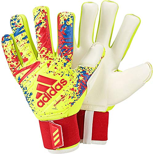 adidas Classic PRO Adult Gloves - Men's 8 (Goalkeeper Gloves Adidas Pro)