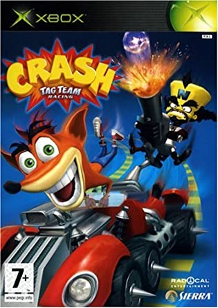 Crash Tag Team Racing [Xbox] [Importado de Francia]: Amazon.es ...