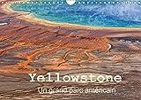 Yellowstone Un grand parc americain 2020: Le Parc National de Yellowstone est situe dans le Wyoming aux Etats Unis.Il a ete le premier parc national ... meritee.. (Calvendo Nature) (French Edition)