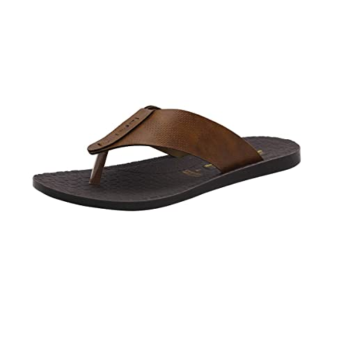 6ae753a0620e AIR FAX Men s Fashion Comfort Trendy Solid Casual Slipper (Men s Eagle)   Buy Online at Low Prices in India - Amazon.in