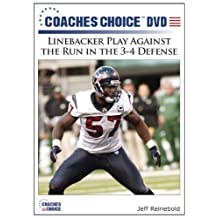 Linebacker Play Against the Run in the 3-4 Defense by Jeff Reinebold