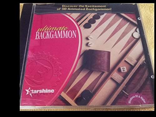 Ultimate Backgammon - Backgammon for Windows 95