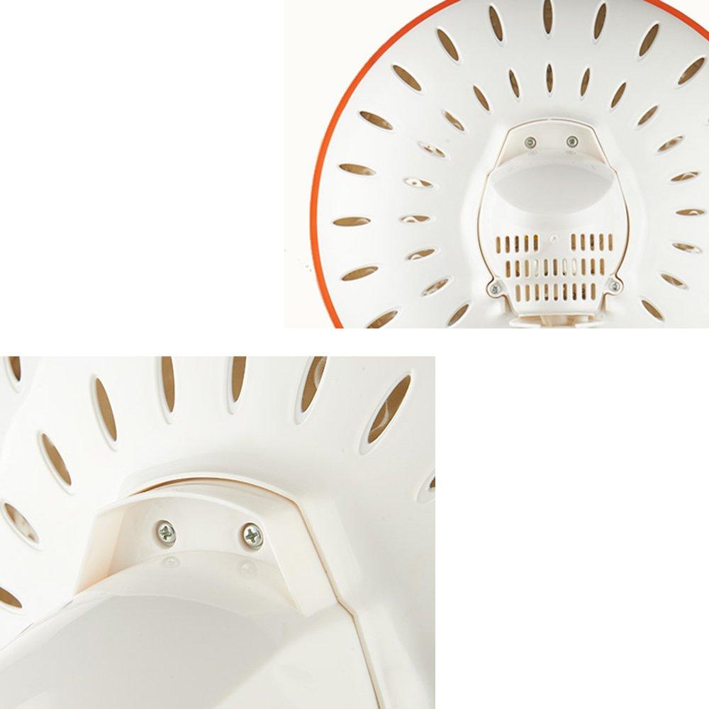 Calentador QFFL Ventilador eléctrico de la Oficina doméstica baño de Mesa 790 * 280mm Enfriamiento y calefacción: Amazon.es: Hogar
