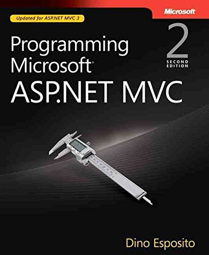 [(Programming Microsoft ASP.NET MVC)] [By (author) Dino Esposito] published on (October, 2011)