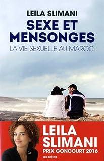 Sexe et mensonges : la vie sexuelle au Maroc, Slimani, Leïla