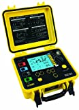 AEMC 6472 Multi-Function Digital Ground Tester Kit, 99.99 Kilohms Resistance, 32V Voltage, 250 mA Current with 500' Leads