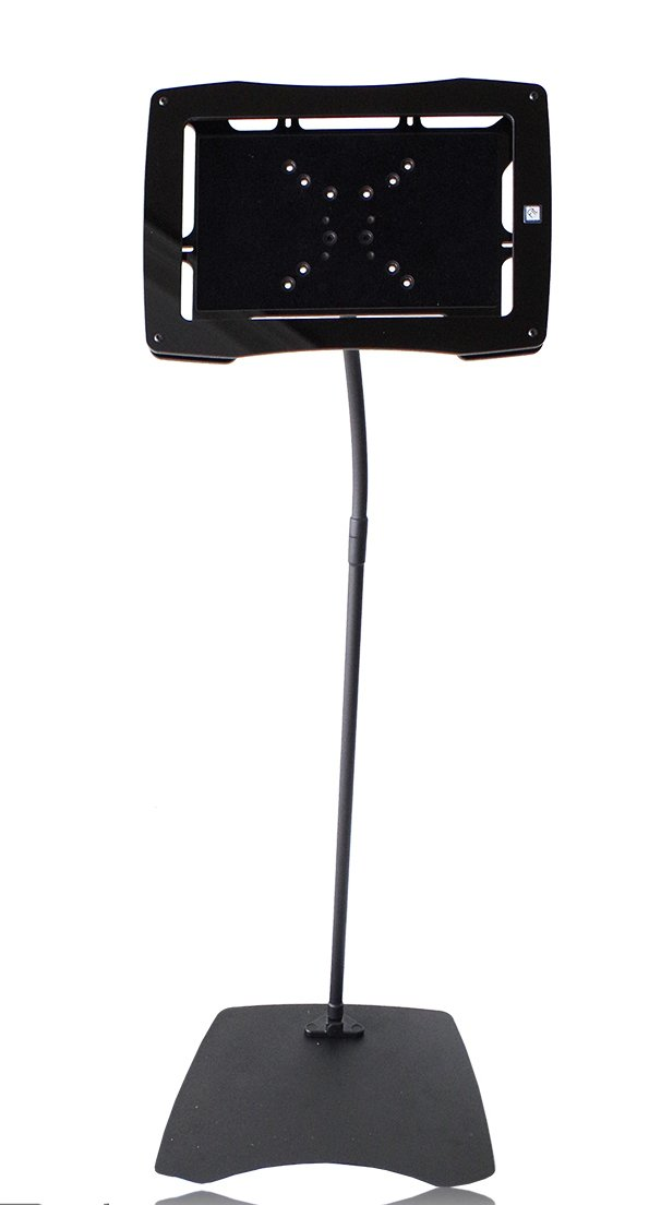 Padholdr Fit 11 Series Tablet Holder 40-Inch Tall Stand and Travel Case (PHF11STD40C) by PADHOLDR
