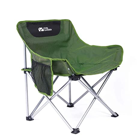 WW-outdoor product Silla de Camping, Silla Plegable portátil ...
