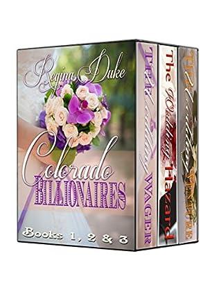 book cover of Colorado Billionaires Books 1, 2 & 3