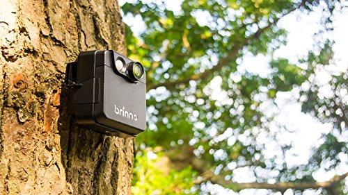 Brinno MAC200DN Portable Motion Activated Wireless Outdoor Security Camera (Black) by Brinno (Image #8)