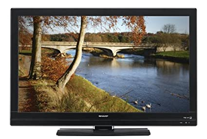 Amazon com: Sharp LC42SV49U 42-Inch 1080p LCD TV - Black (2011 Model
