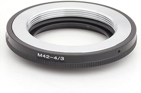 T2 lente para Olympus OM 4/3 DSLR SLR Cámara anillo adaptador de ...