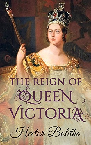 The Reign of Queen Victoria cover