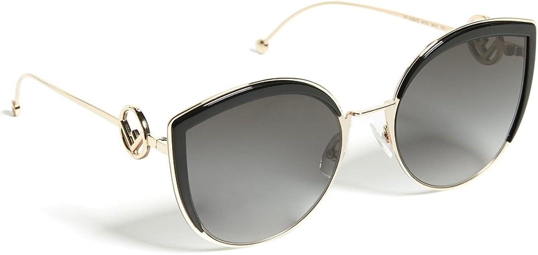 FENDI Sonnenbrille (FF 0290/S) Black
