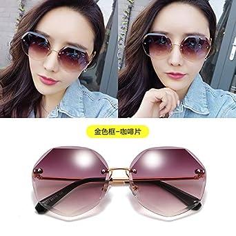 2019 Nuevas Gafas De Sol Mujeres Ins Versión Coreana Marea ...