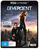Divergent 4K UHD / Blu-ray | NON-USA Format | Region B Import - Australia