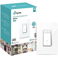 Kasa Smart Light Switch, Dimmer by TP-Link – WiFi Light...