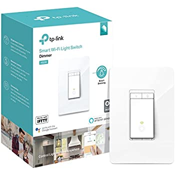 Kasa Smart Wifi Light Switch Dimmer By Tp Link Reliable