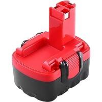 Powayup 14.4v 3.0ah NI-MH Batería Reemplazo para Bosch