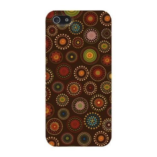 Price comparison product image Brown Trendy Phone Case Custom Well-designed Hard Case Cover Protector For Iphone 5 5s 5c 6 6plus