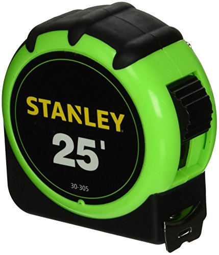 Stanley 30 305 High Visibility Tape Rule