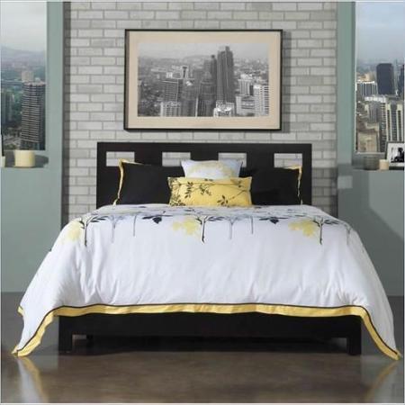 Modus Furniture International Riva Platform Storage Bed in E
