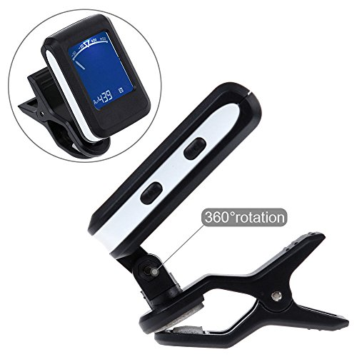Goldge Guitar Capo and Guitar Tuner by Goldge (Image #4)