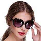 9da34d442dc 10 · Idomeo Women s Retro Vintage Style Shades Oversized Designer Lens  Sunglasses Outdoor Driving Sunglasses