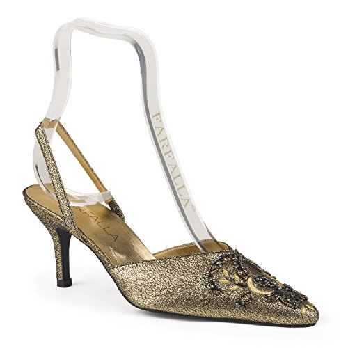 Gold Kleine scarpe Kleine Wolke Wolke Kleine scarpe Gold F4TwqFvS