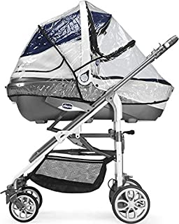 Rain Cover For Trio (Pushchair Not Included) (Italian version)