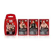 WWE Top Trumps Card Game - Card Game - Top Trumps