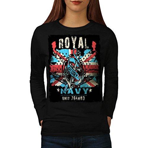 royal-navy-glory-uk-women-new-m-long-sleeve-t-shirt-wellcoda