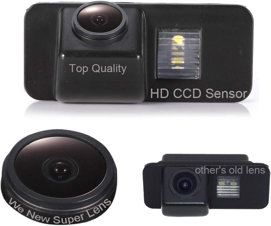 Auto Rückfahrkamera Fahrzeugspezifische Kamera Unauffällig Integriert In Der Kennzeichenbeleuchtung Bulli Nummernschildbeleuchtung Für Ford Mondeo Ba7 Ab