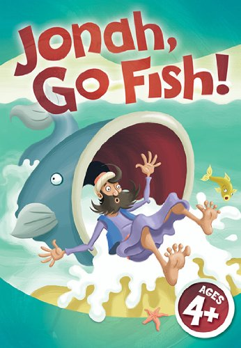 jonah go fish card game - 1