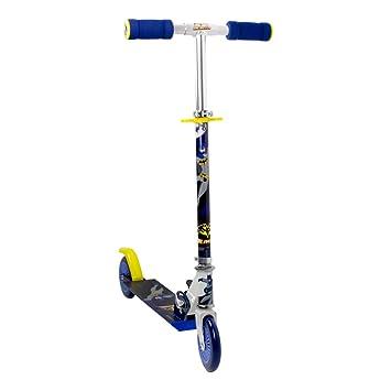 DC Comics - Patinete con 2 ruedas scooter y freno trasero (Darpeje ODCC112) scooter