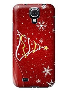 Unique Design for Your Samsung Galaxy s4 with TPU fashionable Merry Christmas New Patterned Protection Case/Covers
