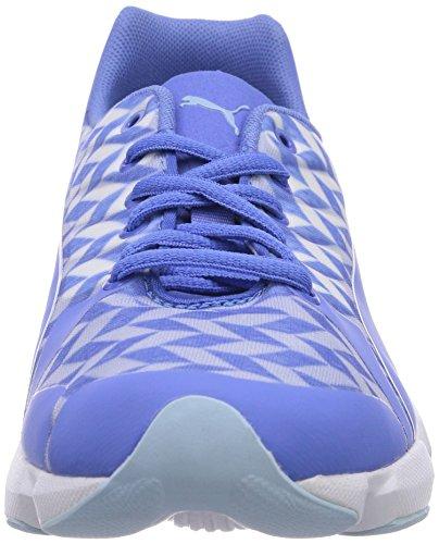 Puma Formlite XT Ultra2 Clash Wns - zapatillas deportivas de material sintético mujer azul - Blau (01 ultramarine)