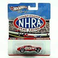MONGOSA DUSTER * CAMISETA NHRA DRAG RACING * Hot Wheels 2011 RACING SERIES 1:64 Scale Die-Cast Vehicle