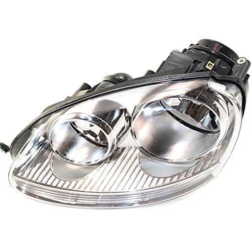 volkswagen rabbit headlight - 5