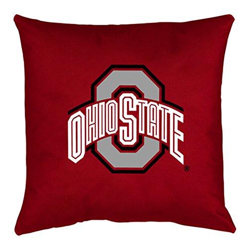 NCAA Ohio State Buckeyes Locker Room Pillow
