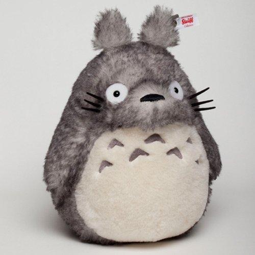(Authentic Studio Ghibli& Steiff Totoro Limited Edition Plush 2015 (9.8 inc))