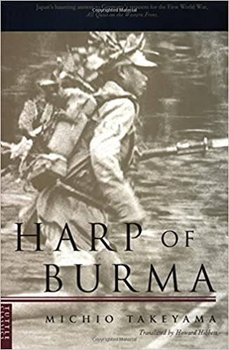 Harp of Burma (Tuttle Classics)
