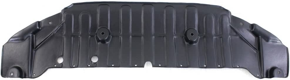 Engine Splash Shield Plastic Engine Under Cover Front compatible with Hyundai Elantra GT