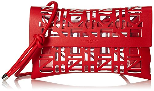 Liebeskind Berlin - Pochettes 2d3d, sac femme rouge (été rouge 3062)