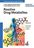 img - for Reactive Drug Metabolites, Volume 55 book / textbook / text book