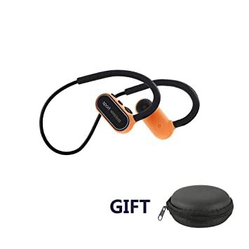 Hongfutong Auriculares deportivos Bluetooth impermeables a prueba ...