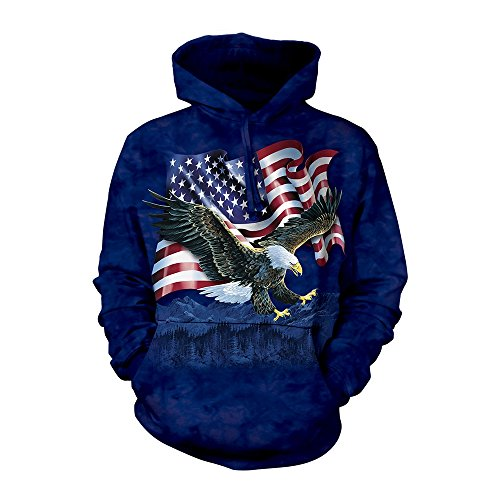 Eagle Adult Sweatshirt - 9