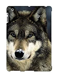 Dionnecortez Case Cover Protector Specially Made For Ipad 2/3/4 Animals Wolves