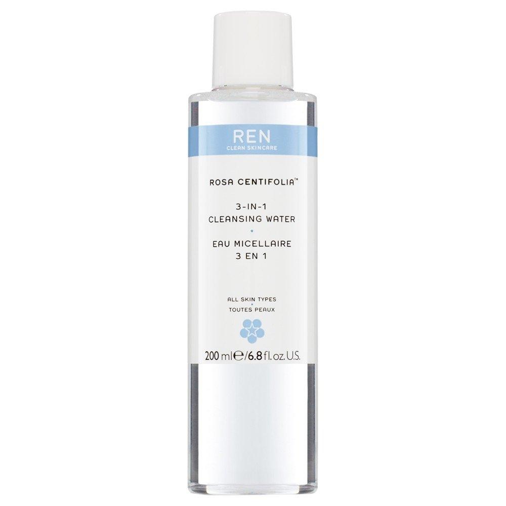 200ミリリットルの水を浄化するRenローザセンチフォリアバラ、 (REN) (x2) - REN Rosa Centifolia Cleansing Water, 200ml (Pack of 2) [並行輸入品]   B01N3OY91O